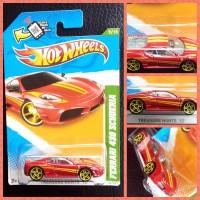 Hot Wheels Treasure Hunt Ferrari 430 Scuderia - THunt Reguler 2012