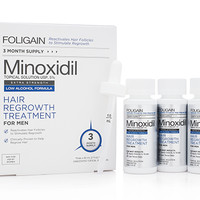 Foligain 5% Minoxidil Low Alcohol for Men (1 Botol)