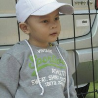 topi anak polos / topi baseball