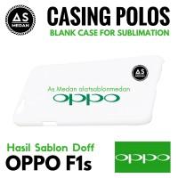 Custom Case Hp 3D Sublim Polos Oppo F1s Utk Cetak Sublimasi Full Color