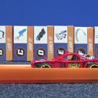 Hot Wheels Arena Race / High Wall Straight Track 30 cm