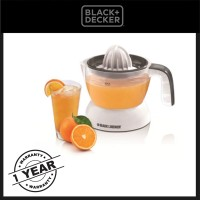 Black + Decker 30W OPP Citrus Juicer CJ200-B1 [Flash Sale]