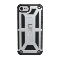 Uag Iphone 8 / 7 / 6s Monarch Case - Platinum/black