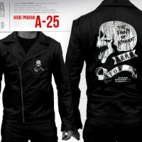 Crows Zero - Biker Style Leather Series TFOA Trendy