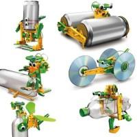 Jual JUAL MURAH IA028 mainan edukatif solar robot 6in1 rakitan tenaga sur Murah