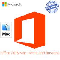 Jual Lisensi Retail Original Office 2016 Mac Home and Business Murah