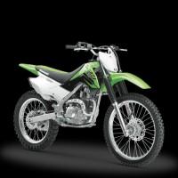 Kawasaki KLX off road (OTR Makassar)