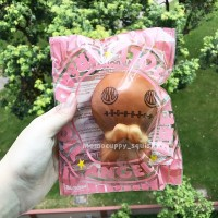 bread doll Squishy by ibloom (Squishy Roti Jepang Original Slow & Soft