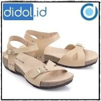 harga Sepatu Sandal Wanita Casual - Wedges Bckl 722 Etl Tokopedia.com