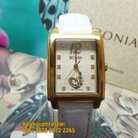 JAM TANGAN WANITA BONIA B10013-2259V GOLD ORIGINAL MURAH