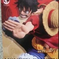 Sculture Big Colloseum 6 Vol. 3 Monkey D. Luffy
