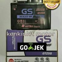 Aki GTZ5S GS Astra