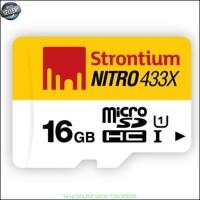 Memory card mmc micro SD Strontium Nitro Class 10 16GB Y2620
