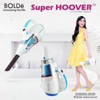 VACUUM CLEANER SUPER HOOVER - VACUM HOVER BOLDE DIATAS MAXHEALTH TOBI
