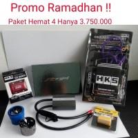 Promo Ramadan!paket Hemat BBM4(RProject,Simota,Cyclone,OBD,Kbl HKS,FS)