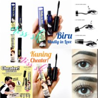 SKS09 TERMURAH The Balm Mascara Endless Drama ( cheater / madly in