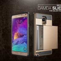 Samsung Galaxy Note 3 Case Kartu Not Verus Damda Slide Spigen Casing