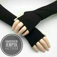 Handsock Jempol Jersey / Manset Muslim Jersey / Handsock Muslim Jersey