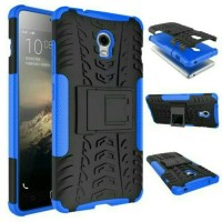 Rugged Armor Casing Lenovo Vibe P1 Turbo Kick Stand Soft Case Cover