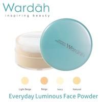 Wardah Luminous Face Powder - Natural