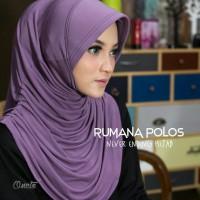 Jual jilbab Rumana Polos Murah