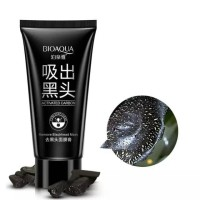 Jual BIOAQUA Activated Carbon Remove Blackhead Peel ORIGINAL Masker Komedo Murah