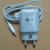 ORIGINAL 100% CHARGER LG G3 G4 / FLEX 2 / V10 FAST CHARGING 1.8A 9V