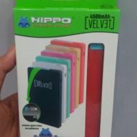 power bank hippo VELVET 4500mAH