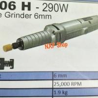 mesin die grinder 6mm MAKITA 906 H - 290W / 906H