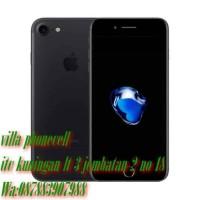 iPhone 7 32GB Black matte cash dan kredit tanpa kartu kredit