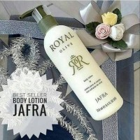 JAFRA ROYAL OLIVE BODY LOTION / lotion zaitun