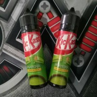Jual KIC KAS (KIT KAT) GREEN TEA MATCHA LIQUID Murah