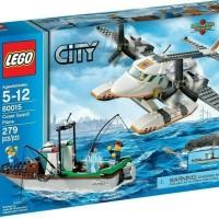 Lego 60015 City : Coast Guard Plane