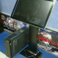 Jual PC KARAOKE 3000GB + MONITOR TOUCH SCREEN 19