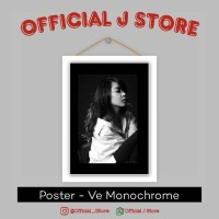 Jual Poster A3 - Ve Monochrome [Ex Member JKT48] Murah