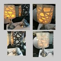 harga Lampu Meja / Lampu Tidur /lampu Nakas Lampu Kamar /order By Gojek Only Tokopedia.com