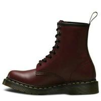 Sepatu Boot Dokmar Docmar Dr. Martens Marun Sneakers Free kaos kaki