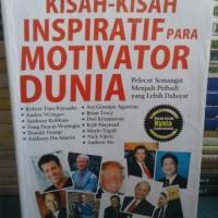 kisah kisah inspiratif para motivator dunia