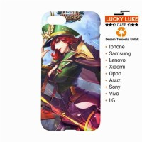 mobile legends case samsung a3 a5 a7 a9 pro iPhone 4 5 6 7 miya cover