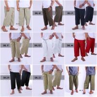 Jual Celana Sirwal  model SKL Banyak warna Murah