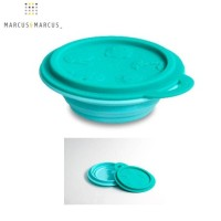 Collapsible Baby Bowl - Elephant Green (bb02 Ep)
