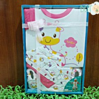 Jual Baby Gift / Baby Set / Baby Newborn / Hadiah Bayi Newborn Jerapah Pink Murah