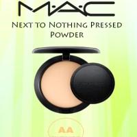 MAC - Next to Nothing Pressed Powder (Light Plus)