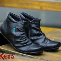 Jual Sepatu Icon Brodo Semi Formal Boots Pria Gwen ( Kickers, Nike, Adidas) Murah