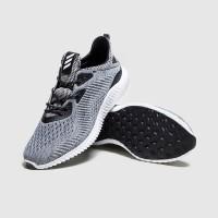 Sepatu Sneakers Adidas Originals Alpha Bounce Grey