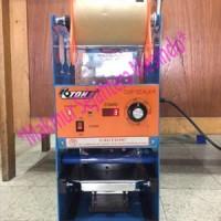 Mesin Cup Sealer Digital Counter Eton Type ET-D8