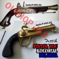 Pistol VOC Antik Belanda (Replika)