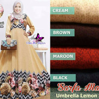 Gamis Sarfa Dress Ori Ali Jaya