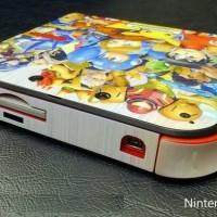 Skin Nintendo 2Ds Custom Design 3M Original ( Free Request Gambar )