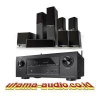 Jual Paket Home Theater Denon AVR-X2300W dan Speaker JBL Arena 170 7.1 CH Murah